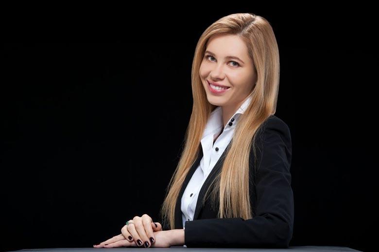 Директор фонду Єриняк Марина