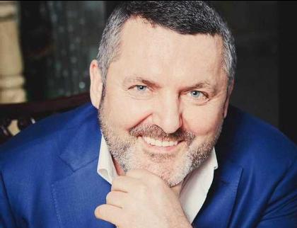 Юрий Ериняк – украинский бизнесмен, меценат и общественный деятель, основатель фонда «ХАРТС»
