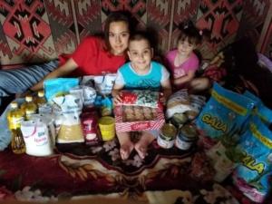 Помощь матерям-одиночкам